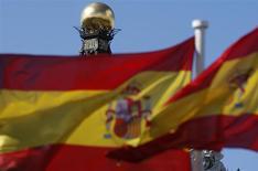 L'Espagne a encore dégagé une croissance solide au troisième trimestre, du même ordre que celle des six premiers mois de l'année. Le produit intérieur brut a augmenté de 0,8% au deuxième trimestre, comme sur les trois premiers mois de l'année, pour une croissance de 3,2% sur un an. /Photo d'archives/REUTERS/Sergio Perez