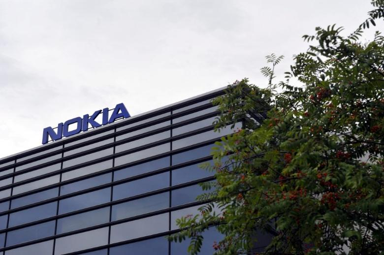 Headquarters of Finnish telecommunication network company Nokia are pictured in Espoo, Finland August 4, 2016. Lehtikuva/Irene Stachon/via REUTERS/Files