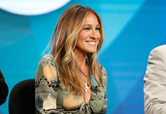 Executive Producer and cast member Sarah Jessica Parker participates in a panel for the series ''Divorce'' at the HBO Television Critics Association Summer Press Tour in Beverly Hills, California, U.S. July 30, 2016. REUTERS/Danny Moloshok
