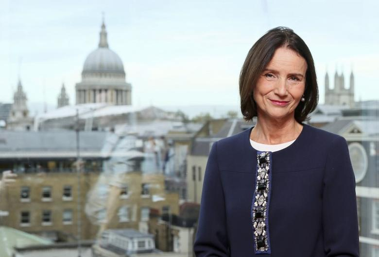 Carolyn Fairbairn, the new director-general of the The Confederation of British Industry (CBI), poses for a photograph in London, Britain November 16, 2015. REUTERS/Paul Hackett/File Photo
