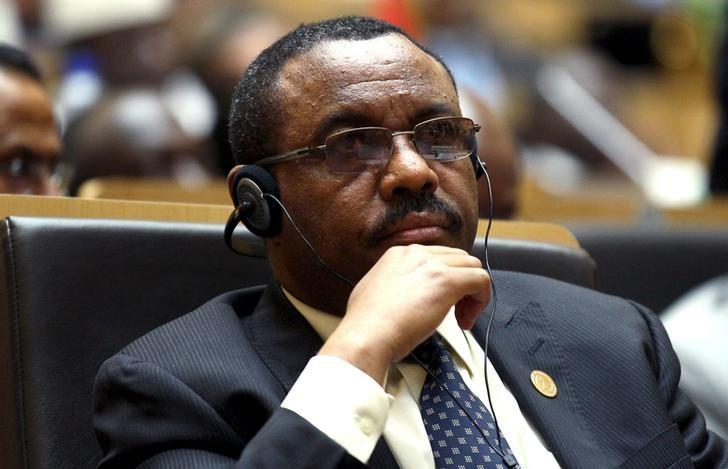 Ethiopia's Prime Minister Hailemariam Desalegn attends the opening ceremony of the 26th Ordinary Session of the Assembly of the African Union (AU) at the AU headquarters in Ethiopia's capital Addis Ababa, January 30, 2016. REUTERS/Tiksa Negeri/Files
