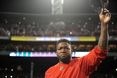 Farewell to David Ortiz