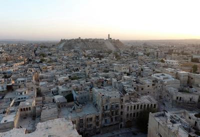 Devastation of Aleppo