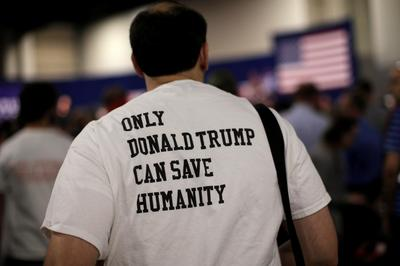 T-shirts for Trump