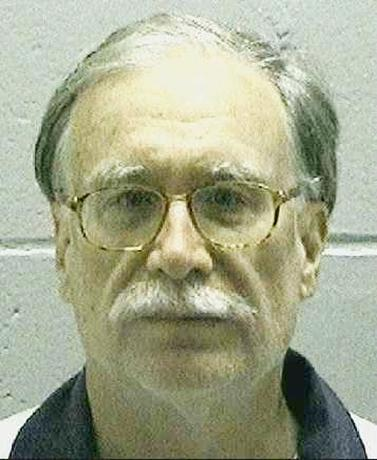 Georgia death row inmate Gregory Paul Lawler is seen in an undated picture from the Georgia Department of Corrections.   Georgia Department of Corrections/Handout via REUTERS