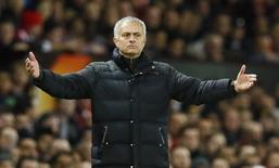 Manchester United manager Jose Mourinho Action Images via Reuters / Jason Cairnduff Livepic
