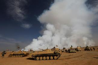 Assault on Mosul