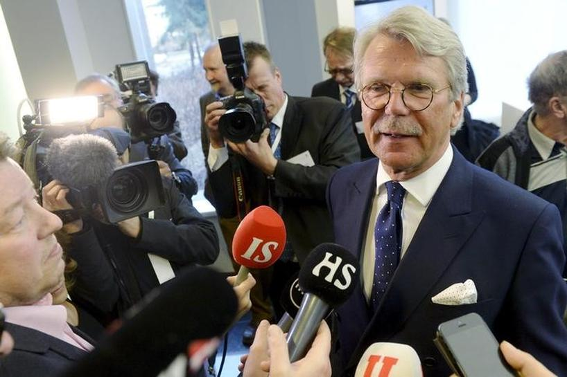 Nordea chairman says merger with ABN Amro would create
