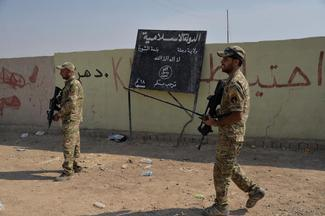 Iraqi forces battle Islamic State for control of Mosul