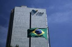 La sede de la brasileña Vale en el centro de Río de Janeiro. 15 de diciembre de 2014. La minera brasileña Vale SA, la mayor productora mundial de mineral de hierro, reportó el jueves una ganancia neta de 575 millones de dólares en el tercer trimestre, por debajo de las expectativas de los analistas, aunque significó un repunte tras sufrir fuertes pérdidas un año atrás. REUTERS/Pilar Olivares