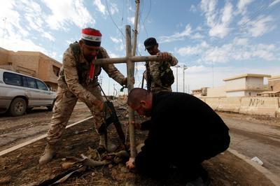 Mosul's Christians return home