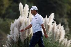 Golf - WGC-HSBC Champions Golf Tournament - Shanghai, China - 30/10/16 Hideki Matsuyama of Japan in action. REUTERS/Aly Song