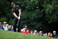 Golf - WGC-HSBC Champions Golf Tournament  - Shanghai, China- 30/10/16 Henrik Stenson of Sweden in action. REUTERS/Aly Song - RTX2R0T0