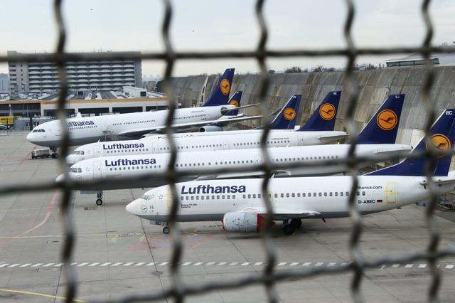 Pilots' Strike: Lufthansa Cancels 1,700 Flights Over Two Days