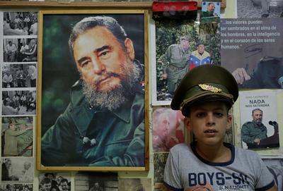 Mourning Castro