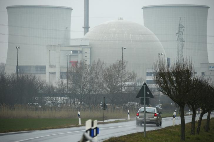 General view of the nuclear power plant in Biblis near Frankfurt, Germany March 15, 2016. REUTERS/Ralph Orlowski/Files