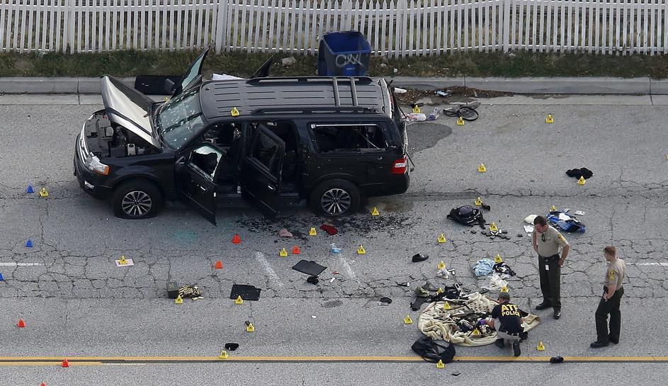 A year after San Bernardino attack, investigators still seek answers