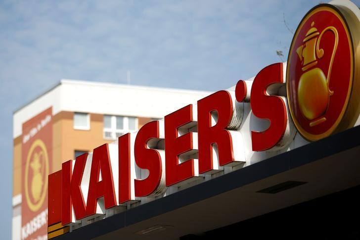 Kaiser's Tengelmann branch seen in Berlin, Germany, September 23, 2016.    REUTERS/Axel Schmidt