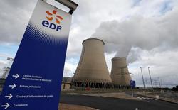 """À Nogent-sur-Seine. L'autorité de sûreté nucléaire a annoncé que le redémarrage de réacteurs nucléaires d'EDF, arrêtés ces derniers mois ou qui le seront prochainement pour des contrôles sur des générateurs, """"peut être envisagé"""" sous réserve de certaines vérifications. /Photo prise le 20 octobre 2016/REUTERS/Regis Duvignau"""
