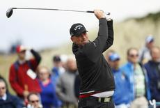 Britain Golf - Aberdeen Asset Management Scottish Open - Castle Stuart Golf Links, Inverness, Scotland - 7/7/16 Denmark's Thomas Bjorn during the first round Action Images via Reuters / Jason Cairnduff Livepic