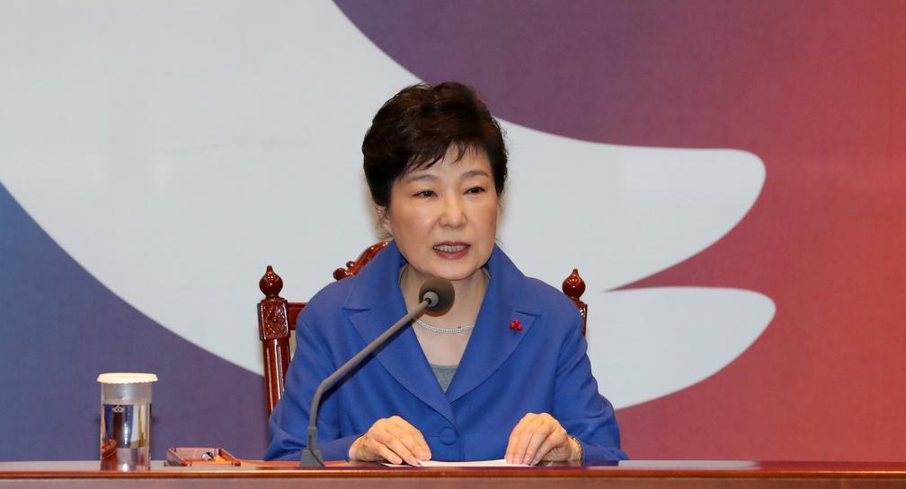 South Korean parliament votes overwhelmingly to impeach President Park