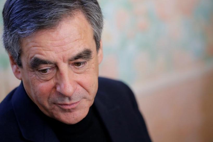 French presidential frontrunner Fillon under pressure over healthcare