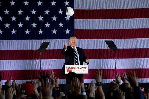 Trump's 'Thank You USA' Tour