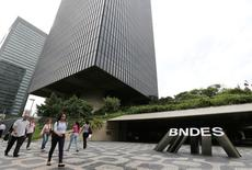Sede do BNDES é fotografada no Rio de Janeiro, Brasil 22/11/2016 REUTERS/Sergio Moraes
