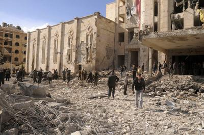 Aleppo: Since the beginning