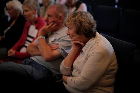 British retirees who call Spain home