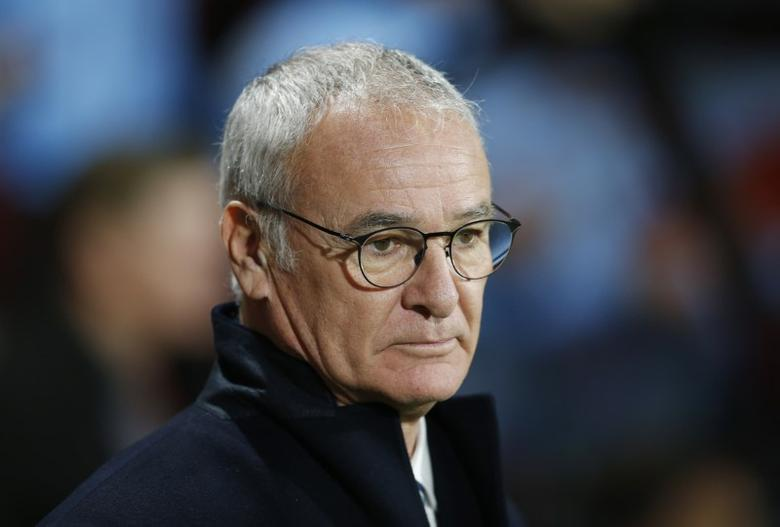 Britain Football Soccer - AFC Bournemouth v Leicester City - Premier League - Vitality Stadium - 13/12/16 Leicester City manager Claudio Ranieri  Action Images via Reuters / Matthew Childs Livepic