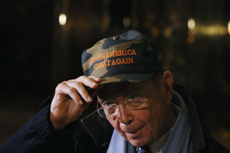 Billionaire investor Wilbur Ross. REUTERS/Lucas Jackson