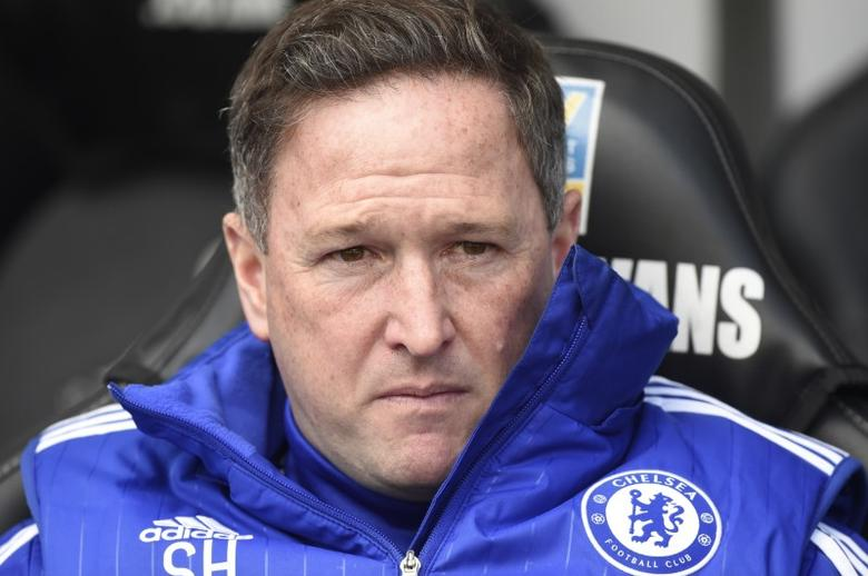 Football Soccer - Swansea City v Chelsea - Barclays Premier League - Liberty Stadium - 9/4/16Chelsea assistant first team coach Steve Holland. Reuters / Rebecca Naden/ Livepic/ Files