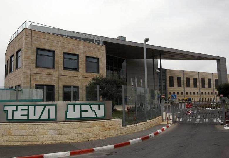 Teva Pharmaceutical Industries' Jerusalem oral solid dosage plant (OSD) is seen December 21, 2011. REUTERS/Ronen Zvulun