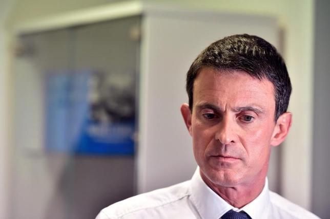 French politician Manuel Valls in Paris, France, December 14, 2016.  REUTERS/Alain Jocard/Pool