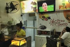 Restaurante no Rio de Janeiro, Brasil  15/08/2016 REUTERS/Shannon Stapleton