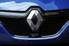 Le groupe financier russe Renaissance Capital a pris une participation de 24,1% d'Avtovaz dans le cadre d'une augmentation de capital lors de laquelle Renault a renforcé son contrôle sur le constructeur automobile. /Photo d'archives/REUTERS/Benoit Tessier