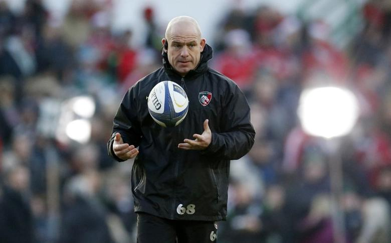 Britain Rugby Union - Leicester Tigers v Munster - European Rugby Champions Cup Pool One - Welford Road - 17/12/16 Leicester's Director of rugby Richard Cockerill Action Images via Reuters / Andrew Boyers Livepic