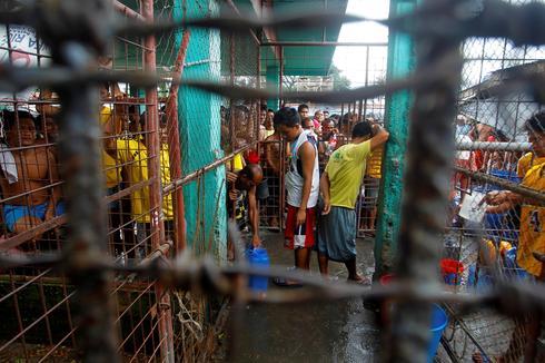Gunmen storm Philippines prison