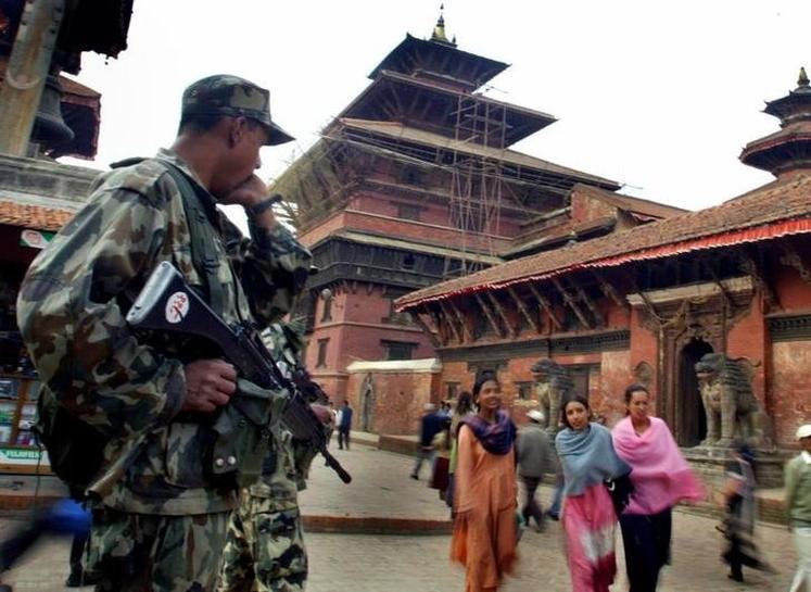 Rights watchdog raps Nepal over war crimes