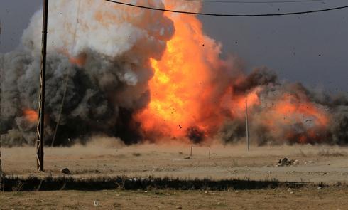 War in Mosul's neighborhoods