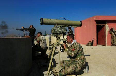 الجيش: القوات العراقية تتوغل في جيب للدولة الإسلامية في الموصل