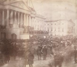 Scenes from inaugurations past