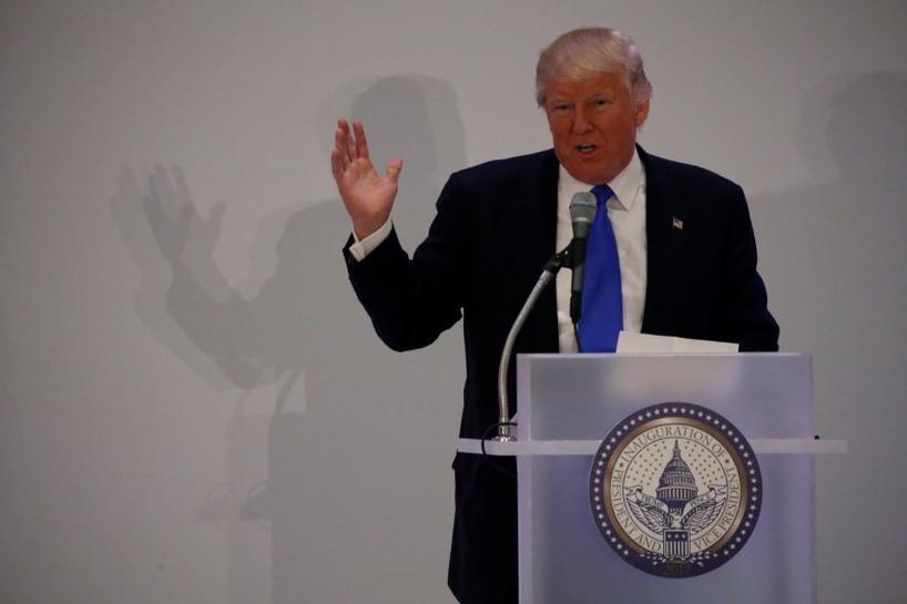 Investors curb their enthusiasm ahead of Trump era