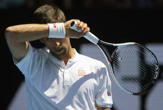 Djokovic's eliminated in stunning upset