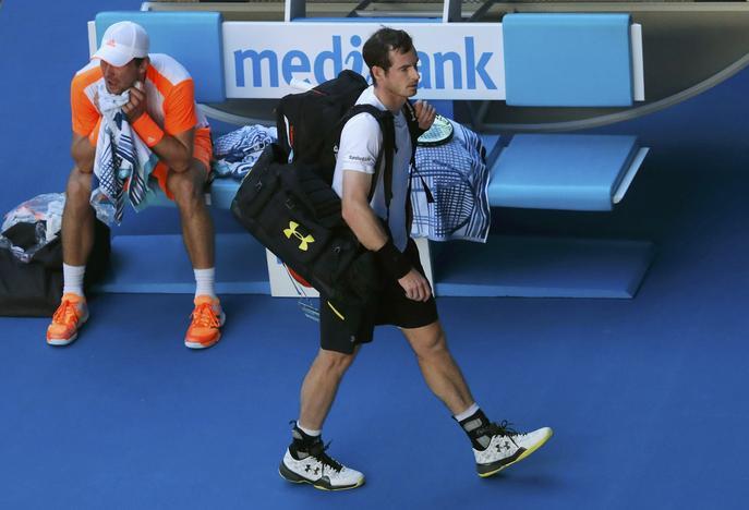 Murray derrota - Melbourne . Reuters