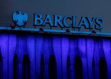 La gestora de fondos CBRE Global Investors dijo que lunes que ha adquirido el inmueble de Barclays Bank, situado en la Plaza de Colón nº 1 en Madrid, en nombre de uno de sus principales clientes. Imagen de la sede de Barclays en Madrid, España, tomada el 22 de marzo de 2016. REUTERS/Sergio Perez/File Photo