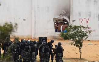 Brazil's prisons on edge