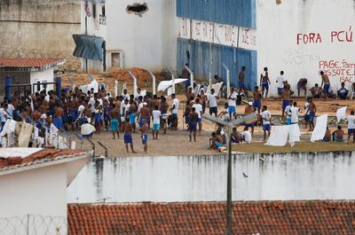 Brazil's prisons on edge