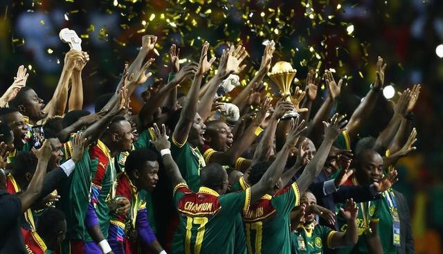 الكاميرون تحصد كأس أمم افريقيا وتهزم مصر بعد هدف متأخر